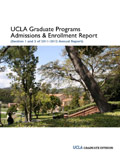 Admissions & Enrollment Report Cover 2012-2013