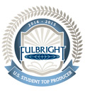 Fulbright Top Producers Badge