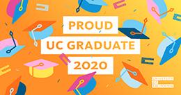 Celebration image for graduates