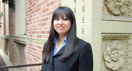 Alumna Smooths Path to Graduate Studies at UCLA