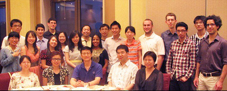 Group photo of Summer Scholarship Program Participants.