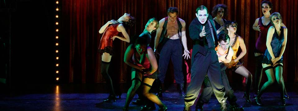 Theater students perform Cabaret