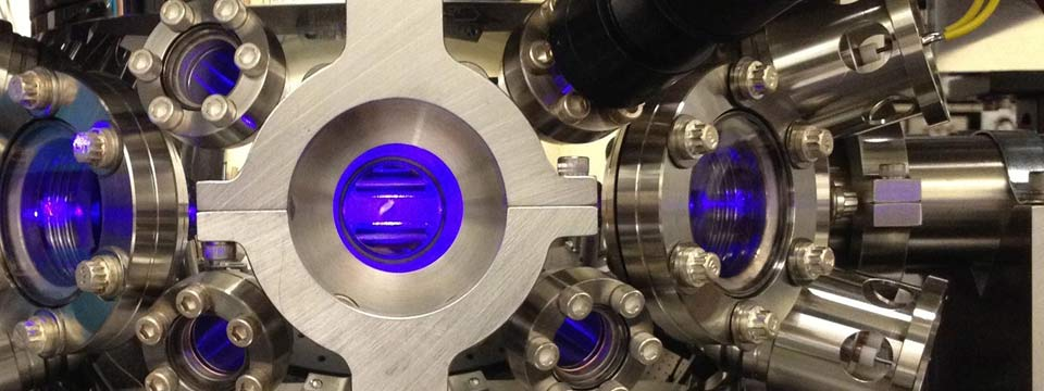 MOTion trap: Ultracold molecular ions. At UCLA's Hudson Lab.