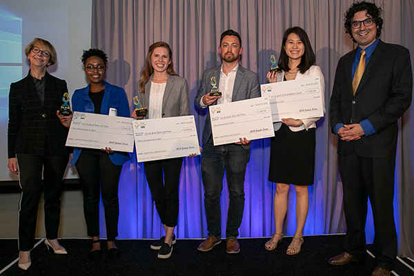 2019 UCLA Grad Slam Winners