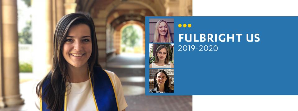 Fulbright US 2019-20 Awardees